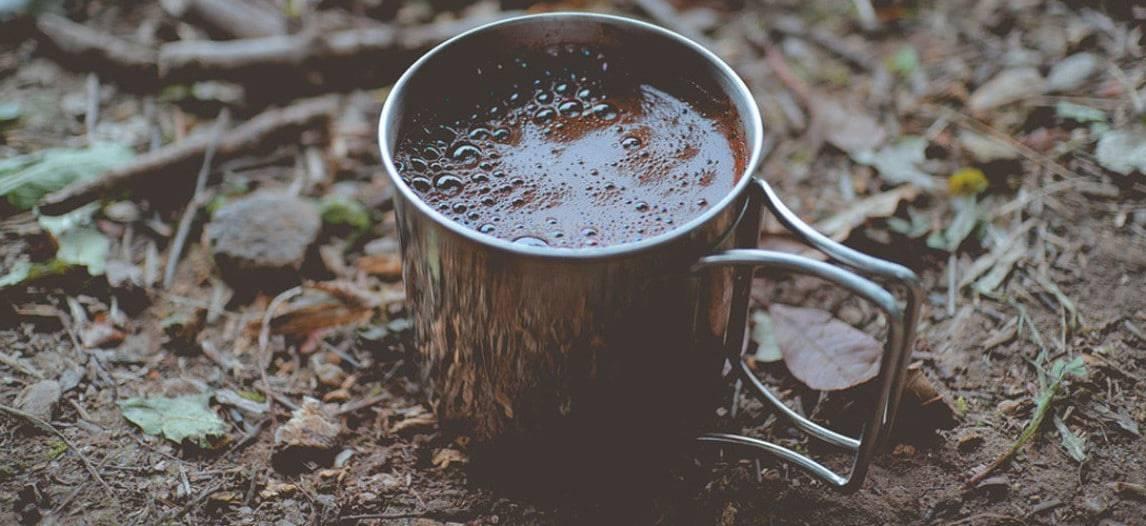 camping koffiemachines