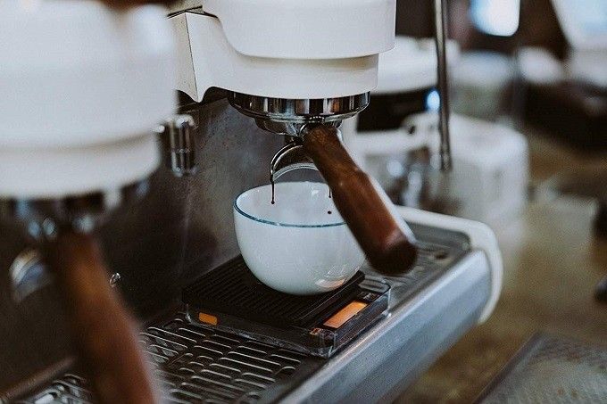 koffieweegschaal
