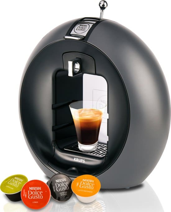 Krups KP123B Nescafe Dolce Gusto Mini Me - Koffiecupmachine - Artic Grey