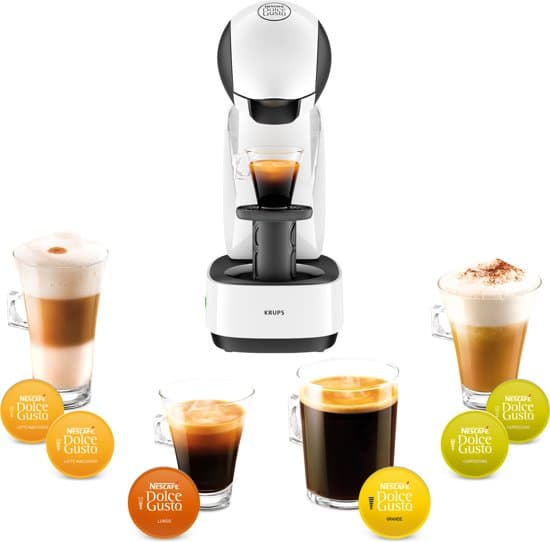 NESCAFE Dolce Gusto Infinissima KP1701 Koffiecupmachine