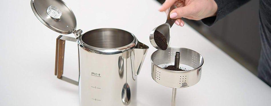 koffie percolator kopen