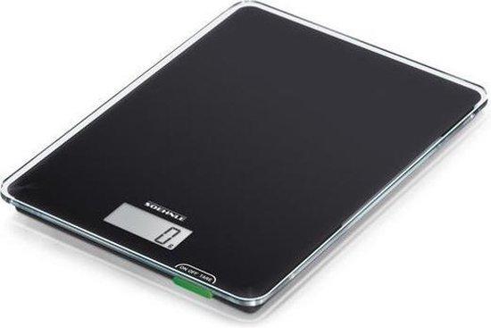 Soehnle Keukenweegschaal - Page Compact 100 - zwart