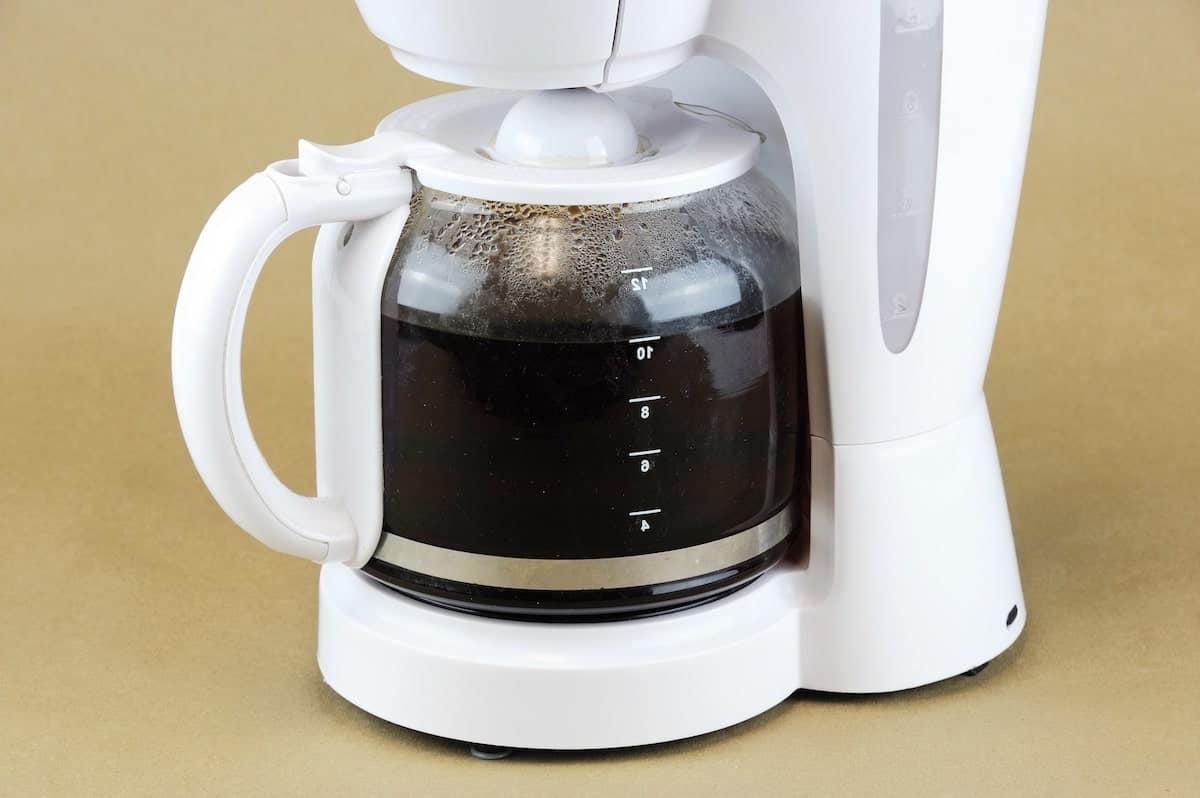 koffiezetapparaat voor onderweg