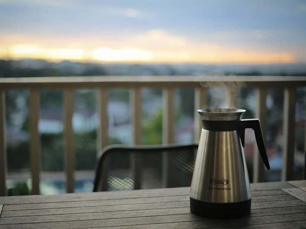 beste Koffiezetapparaat met thermoskan
