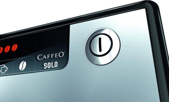 Melitta Caffeo Solo - Espressomachine - Zilver-Zwart