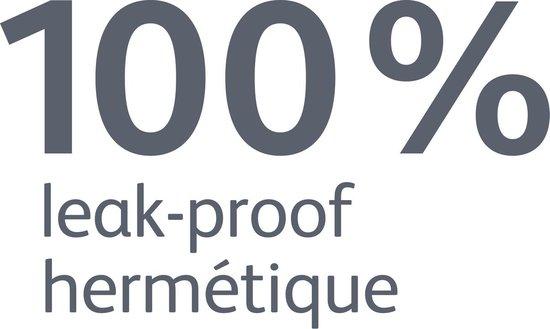 Tefal Travel Mug Thermos beker - 360 ml - RVS/Lime