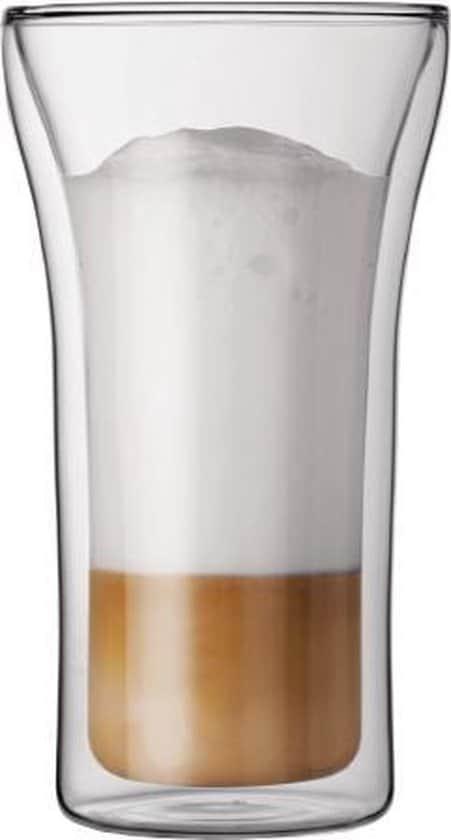Bodum Assam Dubbelwandig Glas - 0.4 l - 2 stuks