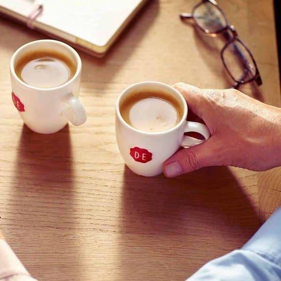 Douwe Egberts Lungo Original koffiecups - 10 x 10 cups