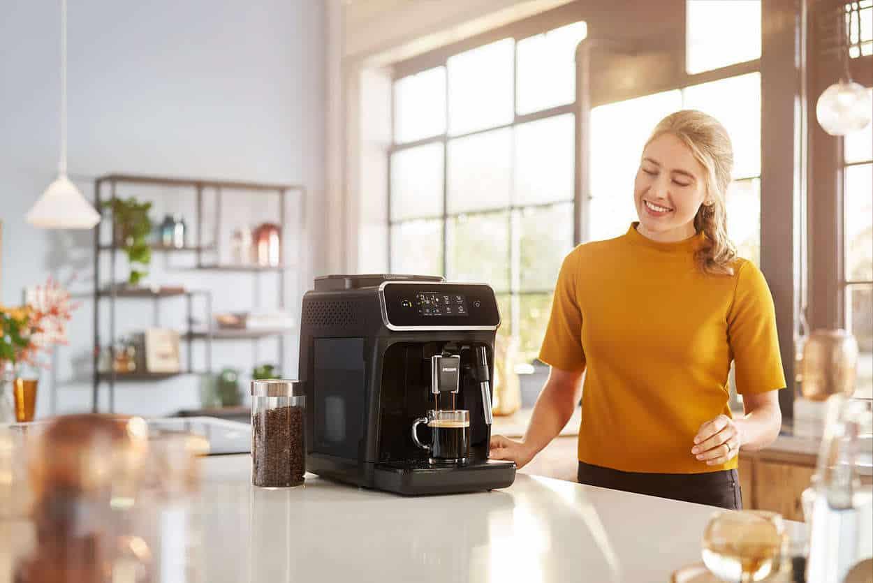 Beste Philips koffiemachine