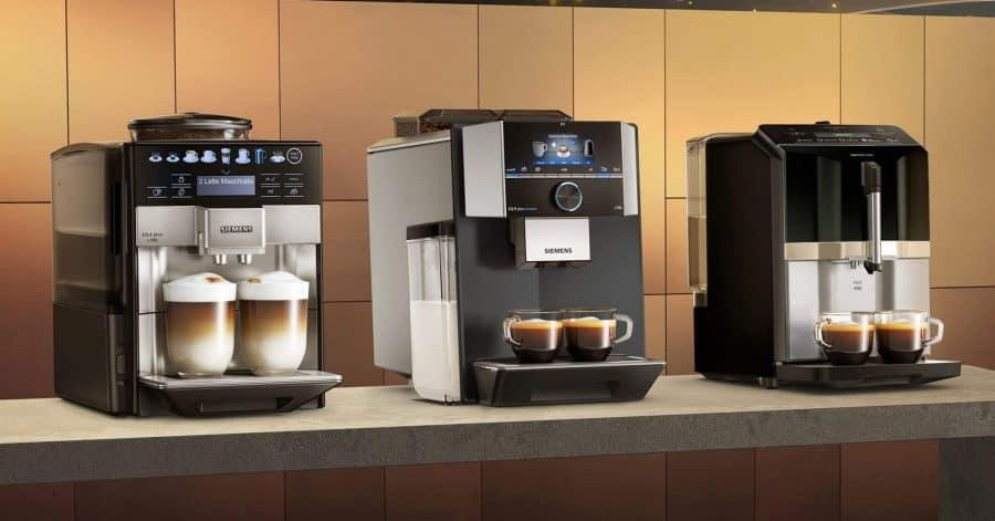 Beste Siemens koffiemachine