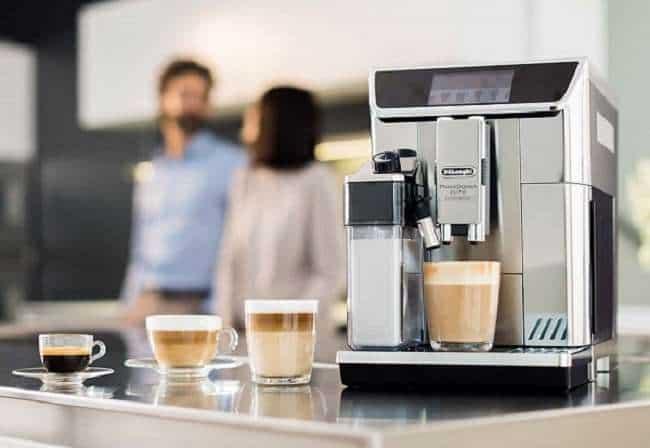 Delonghi koffiemachine