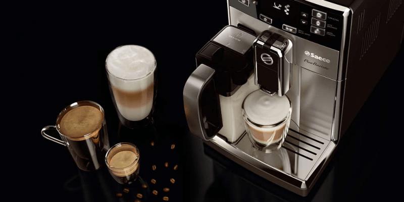 Beste Saeco koffiemachine