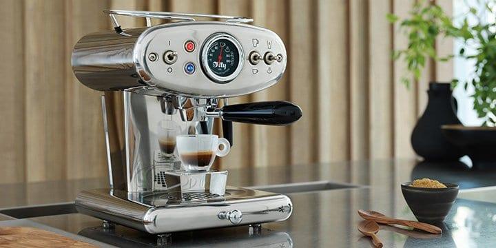 Beste illy koffiemachine