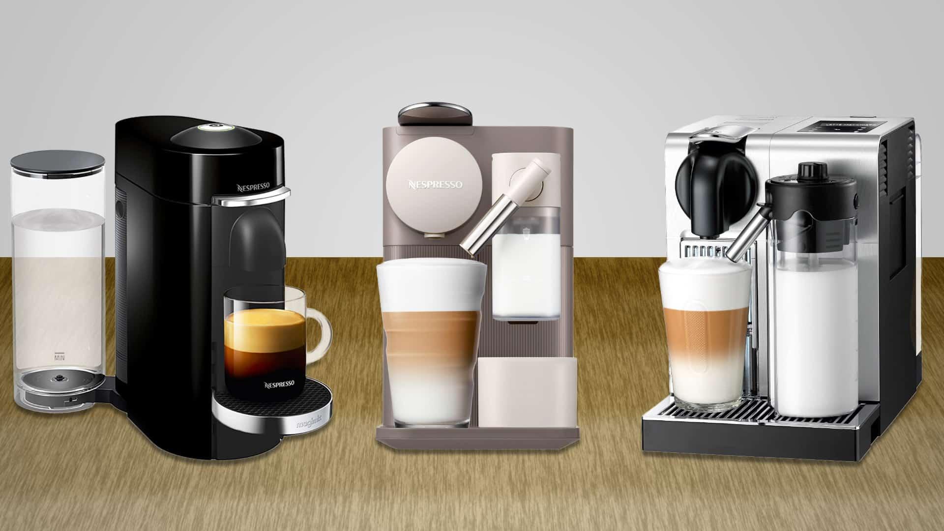 Beste nespressomachine