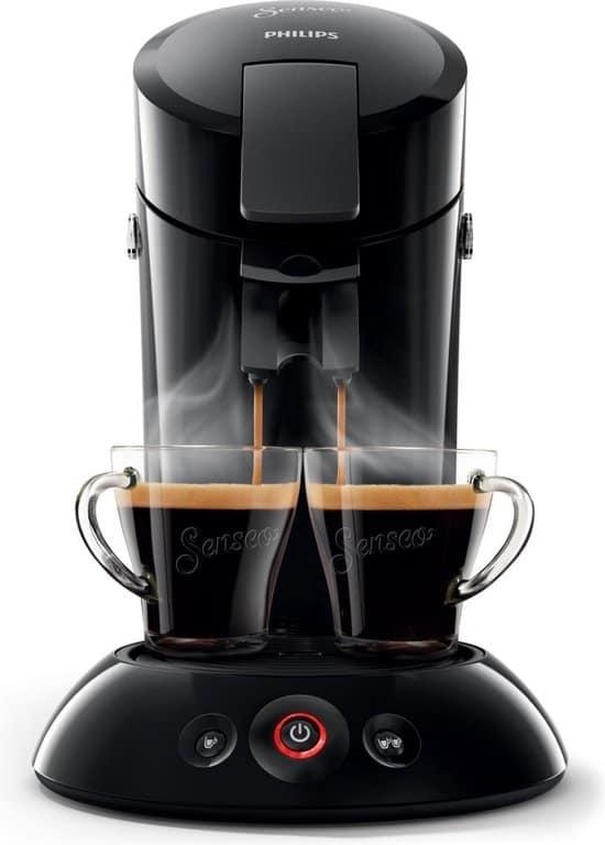 Philips Senseo Original HD6553/67 - Koffiepadapparaat - Zwart