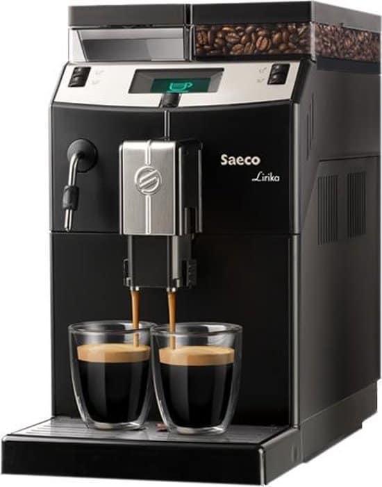 Saeco Lirika Black - Espressomachine